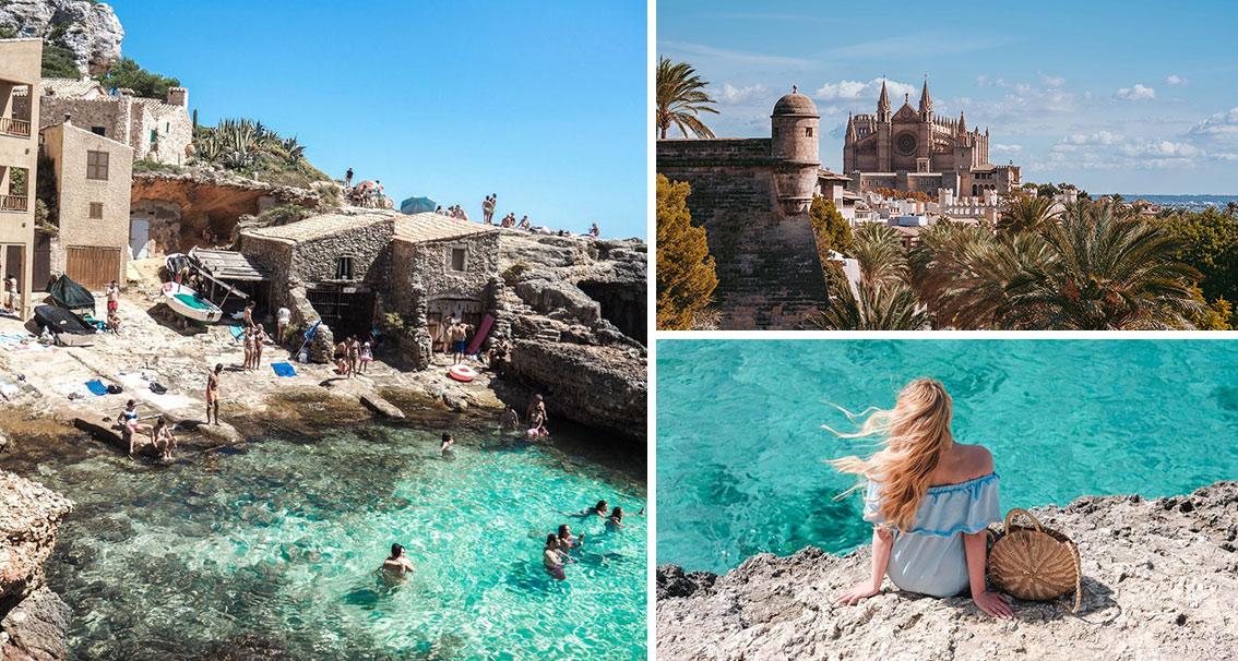 Luxury villas rent to mallorca in spain holidays